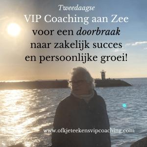 VIP coaching aan Zee